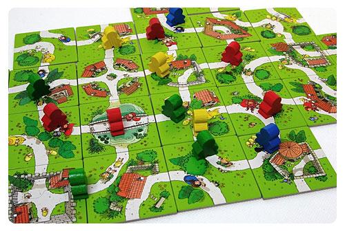 Mon 1er Carcassonne Asmodee : King Jouet, Jeux de stratégie Asmodee  Jeux de
